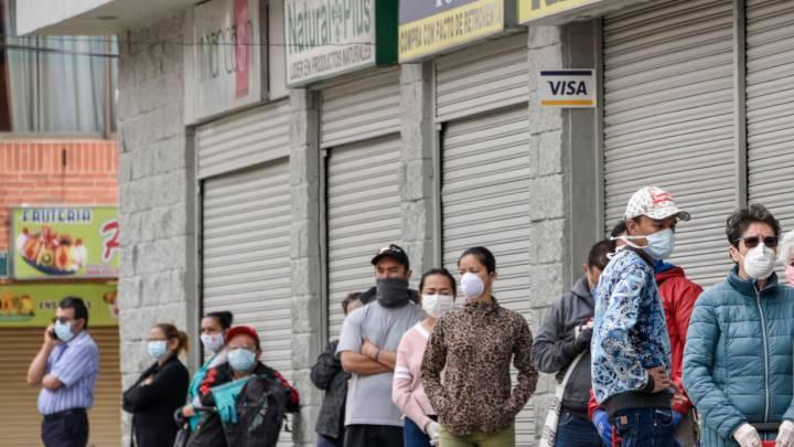 Coronavirus: ¿Cuándo se restablece el comercio en Colombia? - AS ...
