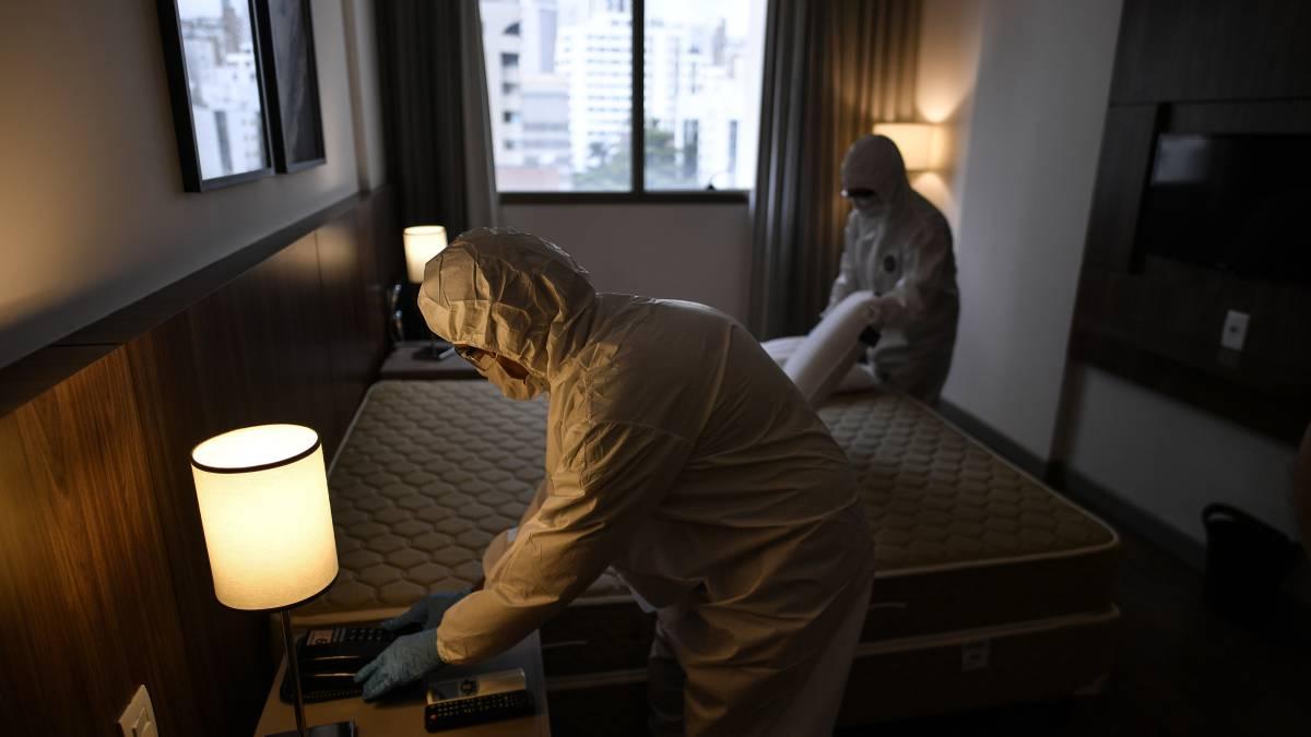 Cuarentena Colombia: ¿cuándo podrán abrir los hoteles? - AS Colombia