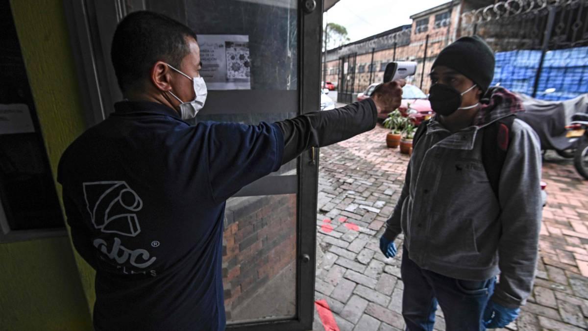 Curva del coronavirus en Colombia hoy, 8 de mayo: ¿cuántos casos y muertes hay? - AS Colombia