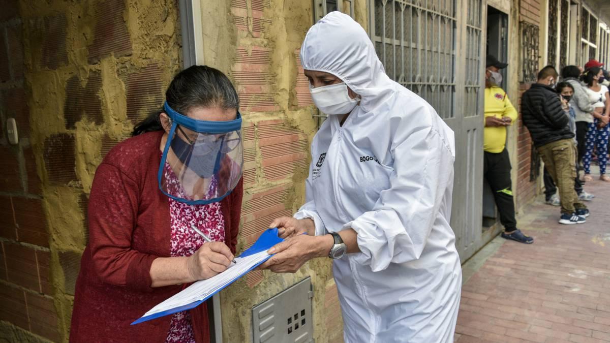 Curva del coronavirus en Colombia hoy, 15 de mayo: ¿cuántos casos y muertes hay? - AS Colombia