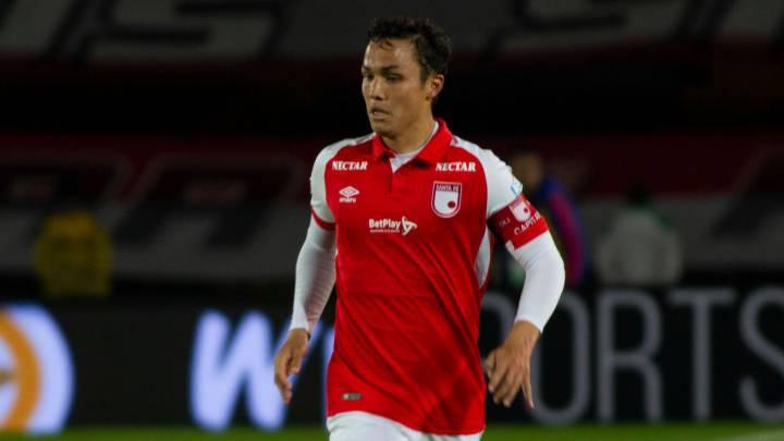 """Luis Manuel Seijas: """"No quisiera irme de Santa Fe sin poder jugar"""" - AS Colombia"""