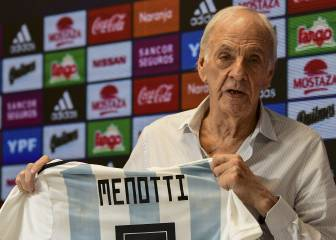Menotti analiza la situación de James en Real Madrid