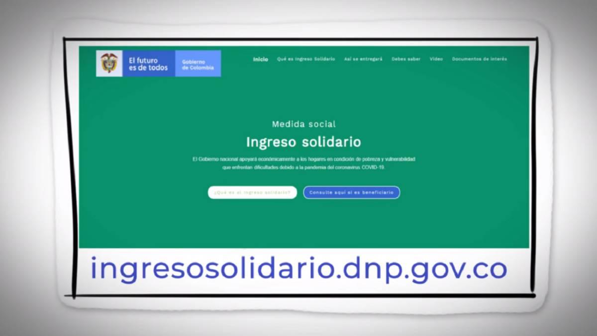 CORONAVIRUS Tercer giro del Ingreso solidario del DNP: ¿cuándo es la fecha para la entrega del cobro? - AS Colombia