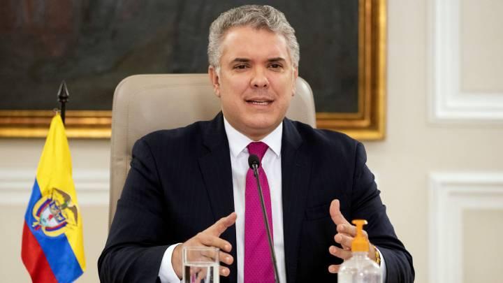 Coronavirus en Colombia: Así fue la conferencia del presidente ...