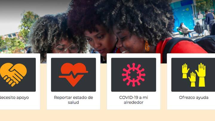 Coronavirus Bogotá: Plataforma y registro las personas que salen ...