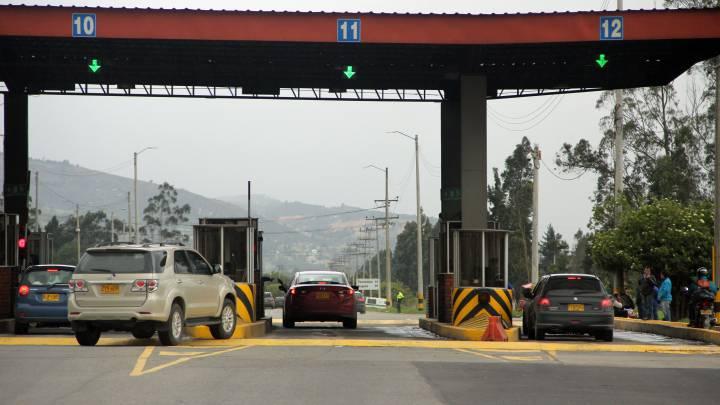 Peajes en Colombia: ¿desde cuándo es el cobro y en cuáles aplica? - AS  Colombia