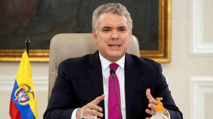 Así fue la conferencia del presidente Duque hoy, 1 junio - AS Colombia