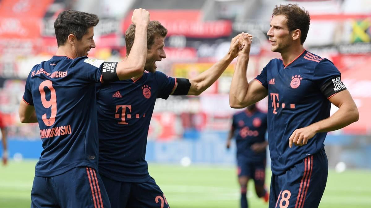 Bayern Múnich - Frankfurt: horario, TV y cómo ver online la Copa de Alemania hoy - AS Colombia
