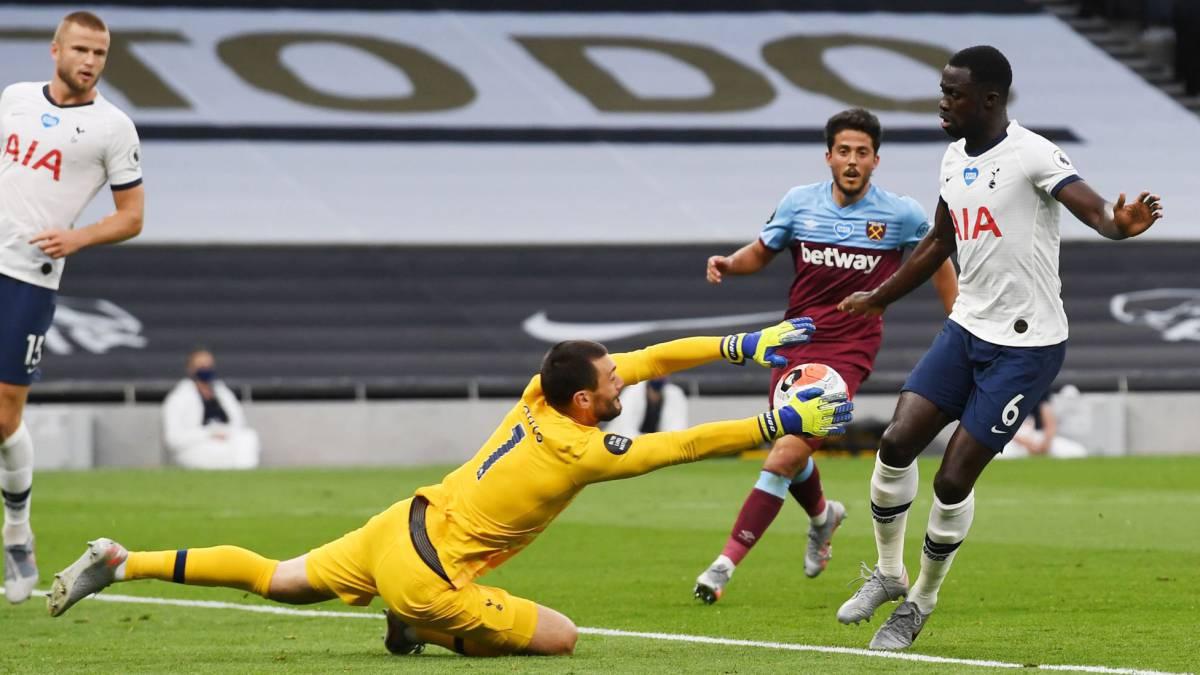 Davinson, seguro en victoria del Tottenham ante West Ham - AS Colombia
