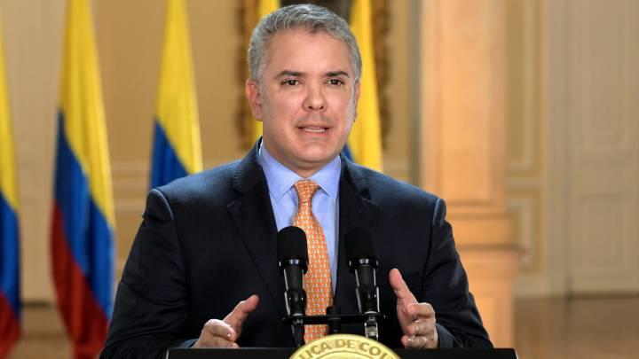 Coronavirus en Colombia: Así fue la Conferencia del presidente Duque hoy,  23 junio - AS Colombia