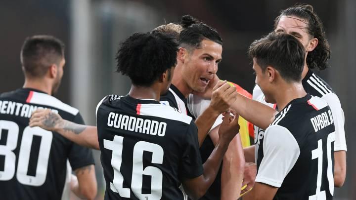 Genoa 1 - 3 Juventus: Resultado, resumen y goles - AS Colombia
