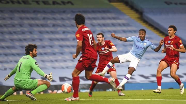 Manchester City 4 – 0 Liverpool: Resultado, resumen y goles - AS ...