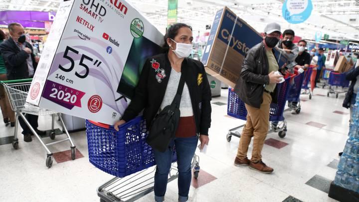 Coronavirus Segundo día sin IVA: preguntas y respuestas sobre la jornada -  AS Colombia