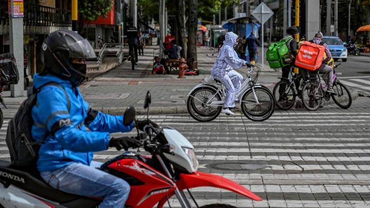 Cuarentena Bogotá: ¿puedo moverme entre localidades? - AS Colombia