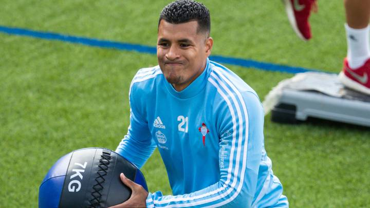 Jeison Murillo, defensa de Celta