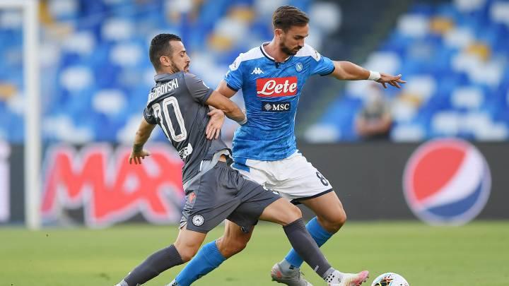 Napoli 2 1 Udinese Resumen Resultados Y Goles As Colombia