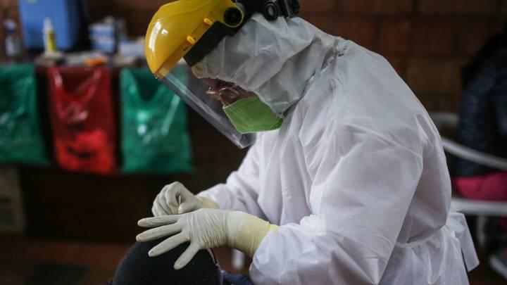 Curva del coronavirus en Colombia hoy, 20 de julio: ¿cuántos casos ...