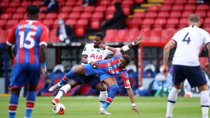 Crystal Palace 1 - 1 Tottenham: Resultado, resumen y goles - AS ...
