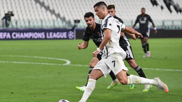 Juventus 2-1 Lyon: Resumen, resultados y goles - AS Colombia