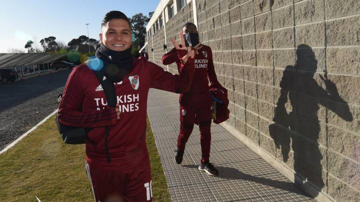 Faustino Asprilla revela que Juan Fernando Quintero tiene todo listo para irse a China.
