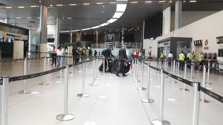 Rutas que se reactivarn en la nueva normalidad de Colombia a partir de septiembre Sern cinco rutas Per Estados Unidos Ecuador Chile y Panam