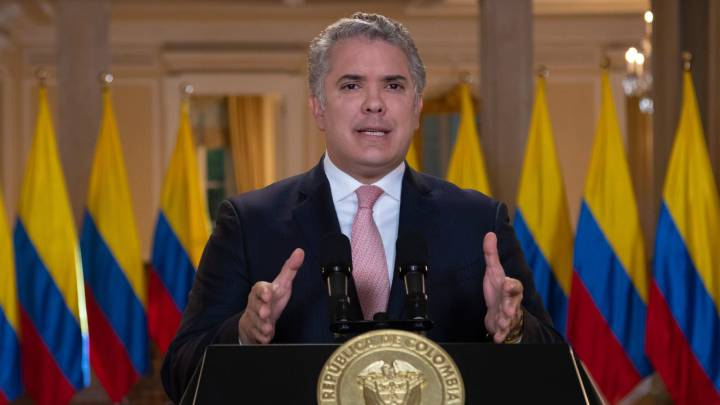 Plan para atentar contra Iván Duque: ¿Qué se sabe hasta el momento? - AS  Colombia