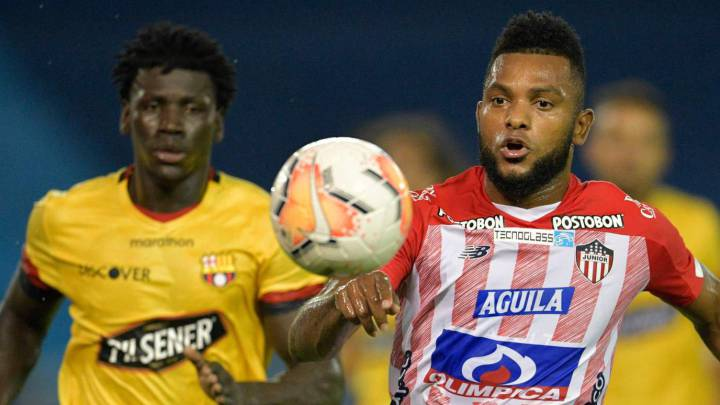 Junior 0 – 2 Barcelona: Resultado, resumen y goles - AS Colombia