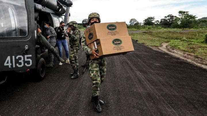 Sigue todo lo relacionado con el coronavirus en vivo y en directo Casos noticias y muertes provocadas por COVID-19 en Colombia el 15 de octubre en Ascom