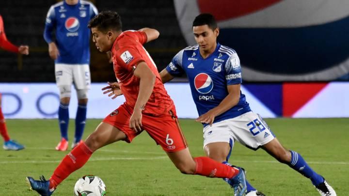 Millonarios 1 0 Patriotas Resumen Resultado Y Goles As Colombia