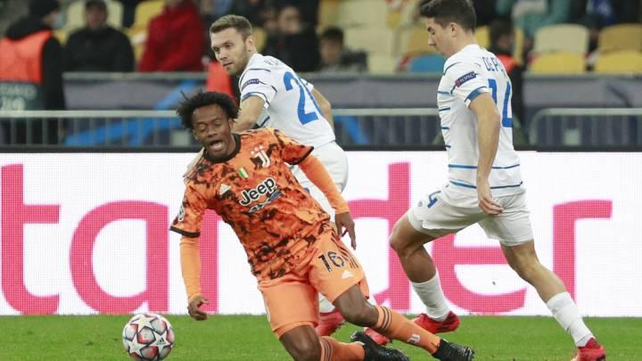 Dinamo Kiev 0 2 Juventus Resultado Resumen Y Goles As Colombia