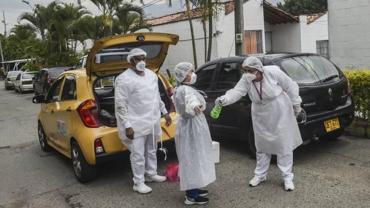 Sigue todo lo relacionado con el coronavirus en vivo y en directo Casos noticias y muertes provocadas por el Covid-19 en Colombia el 25 de octubre en AS