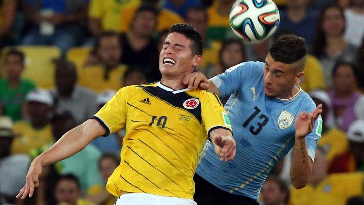 Uruguay, con ventaja sobre Colombia en el duelo de cifras - AS Colombia