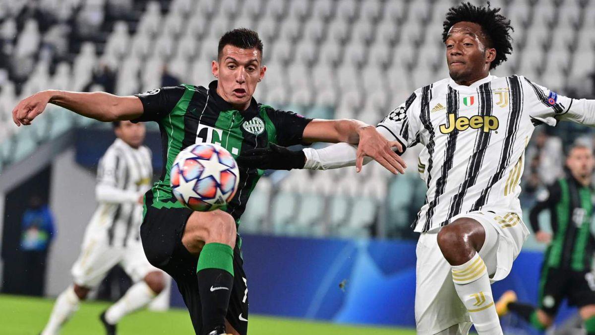 Juventus 2 – 1 Ferencváros: Result, summary and goals – Archyde