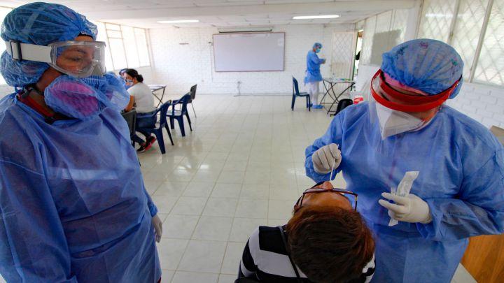 Curva del coronavirus en Colombia, hoy 4 de enero: ¿cuántos casos y muertes  hay? - AS Colombia