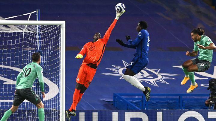 Chelsea derrota a Everton y sigue invicto con Thomas Tuchel, se afianzó en la cuarta posición