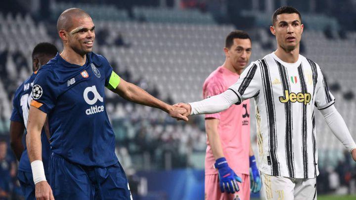 Juventus 3 (4) - (4) 2 Porto: Resultado, resumen y goles - AS Colombia