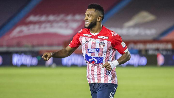 Junior confirma lesiones de Miguel Borja y Fabián Ángel - AS Colombia