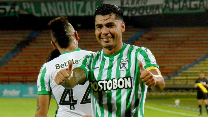 Jefferson Duque, Atlético Nacional