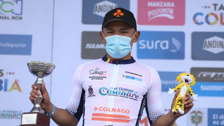 Vuelta a Colombia 2021