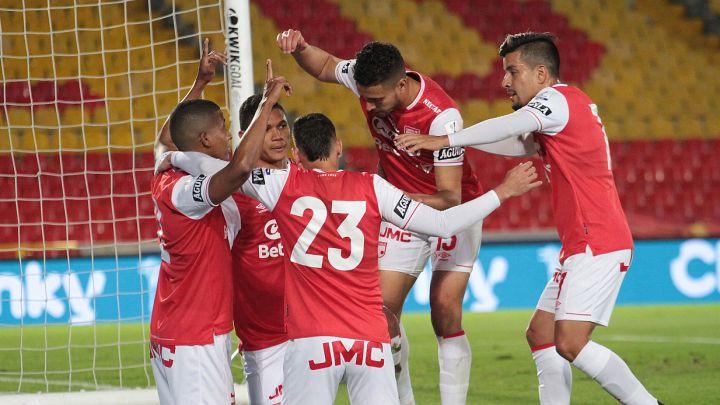 Independiente Santa Fe en Copa Libertadores 2021: grupo, fechas, calendario y rivales - AS Colombia