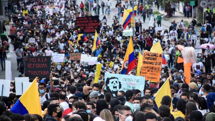 Paro Nacional : resumen, noticias y protestas del 29 de abril - AS Colombia