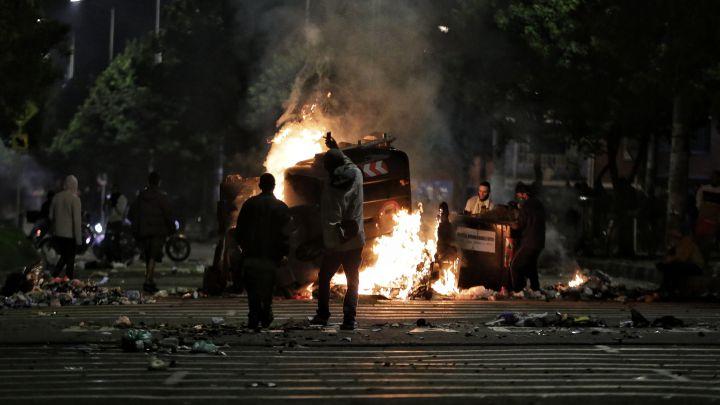 Paro Nacional, hoy 30 de abril: protestas y manifestaciones en Bogotá,  Cali, Medellín... - AS Colombia