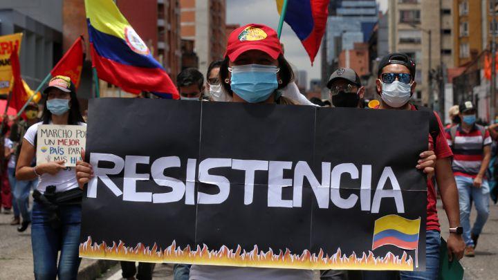 Paro Nacional, 2 de mayo: Iván Duque retira la Reforma Tributaria - AS  Colombia