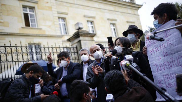 Paro Nacional Colombia: Por qué ha fracasado el diálogo entre el Gobierno y  el Comité de Paro - AS Colombia