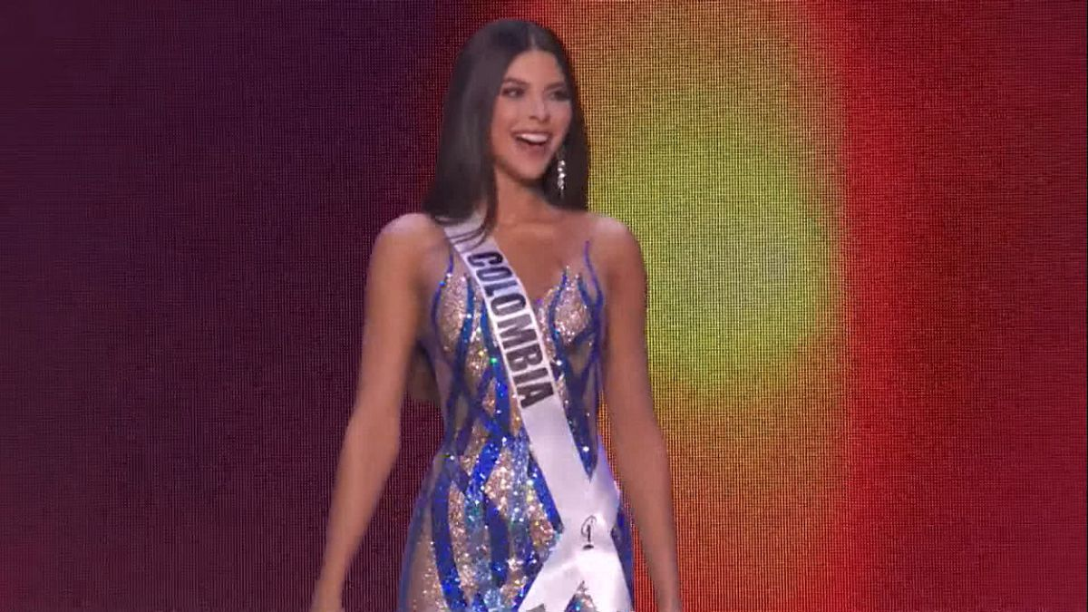 Who Is The New Miss Universe 2021 - Miss Romania Is Latest ...