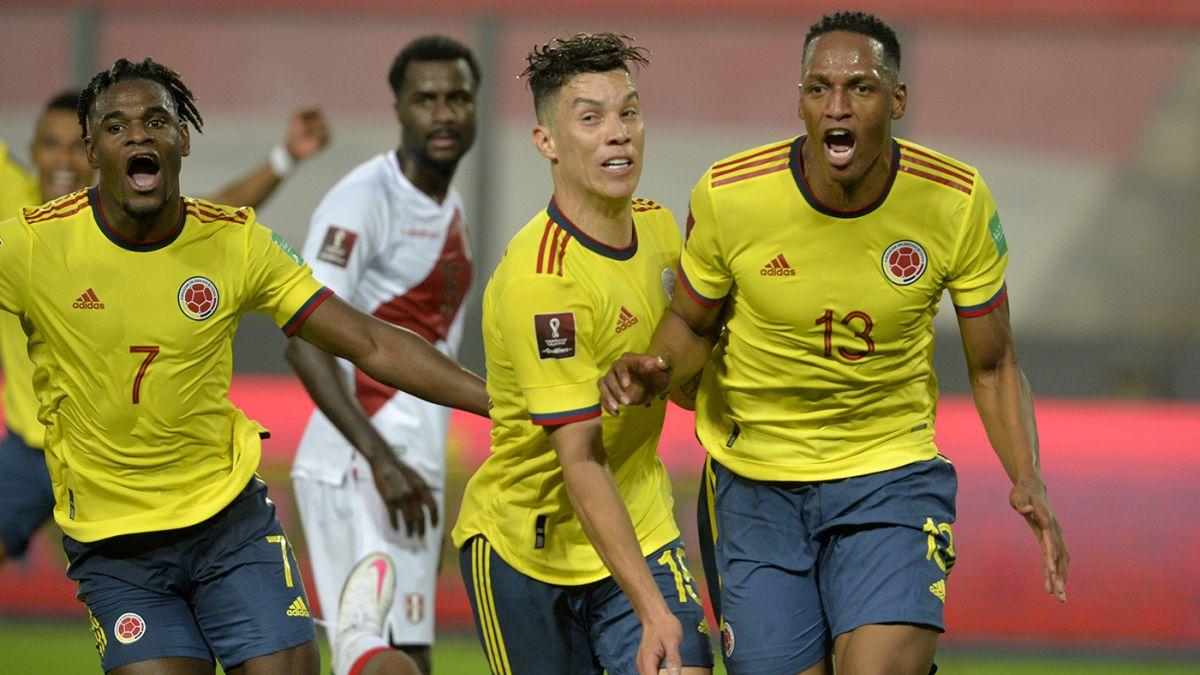 Colombia cambia con Rueda y vence a Perú en Lima - AS Colombia