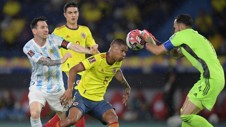 Colombia 2 - 2 Argentina: Resultado, resumen y goles - AS Colombia