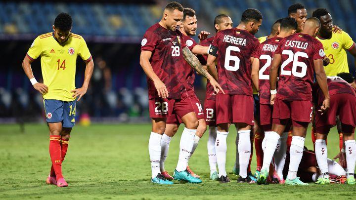 Colombia 0 - 0 Venezuela: Resultado, resumen y estadísticas - AS Colombia
