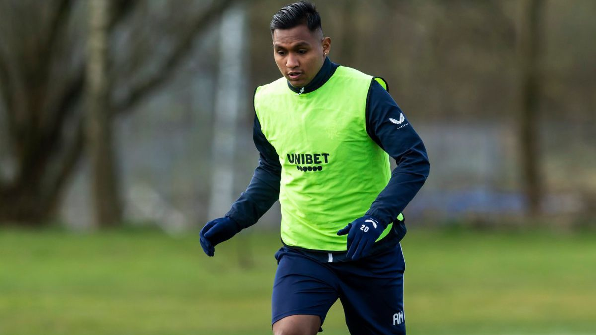 Morelos is left out of the Champions League match against ...