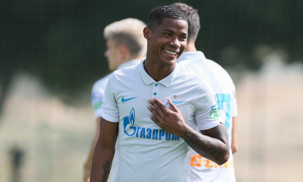 Será la tercera participación de Wilmar Barrios en Champions League, el volante es fijo en la titular del equipo ruso y espera ayudar al equipo a pasar a siguiente ronda.